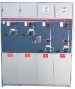 CMsafe18-12口T630--20紧凑型充气柜